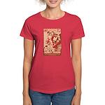 all hail robot nixon Women's Dark T-Shirt