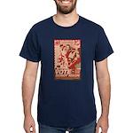 all hail robot nixon Dark T-Shirt