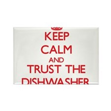 Keep Calm and Trust the Dishwasher Magnets