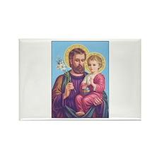 St. Joseph with Jesus Magnets