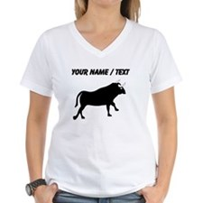 Custom Black Bull T-Shirt