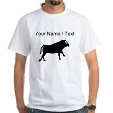 Custom Black Bull T-Shirt