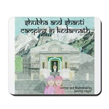 Shubha And Shanti Mousepad