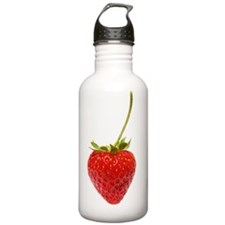 Strawberry Sports Water Bottle