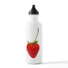 Strawberry Water Bottle