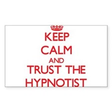 Keep Calm and Trust the Hypnotist Decal