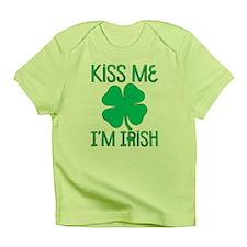 Kiss Me I'M Irish Infant Infant T-Shirt