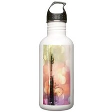 Sparkling Pink Pier Water Bottle