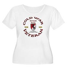 3rd Squadron Women'S Plus Size Scoop Neck T-Shirt
