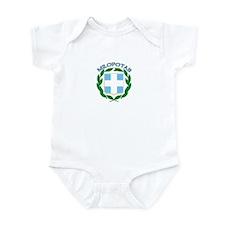 Milopotas, Greece Infant Bodysuit