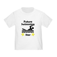 Future Swimming Star T-Shirt