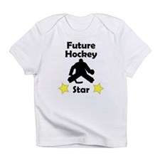 Future Hockey (Goalie) Star Infant T-Shirt