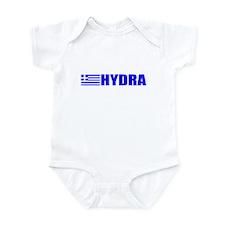 Hydra, Greece Infant Bodysuit