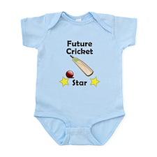 Future Cricket Star Body Suit