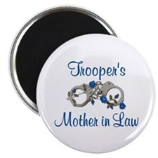 Trooper's Mother in Law Magnet
