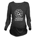 Dharma Birder Long Sleeve Maternity T-Shirt