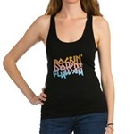 Rockin' Down the Flyway Racerback Tank Top