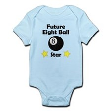 Future Eight Ball Star Body Suit