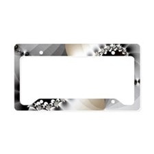 Dispersion  License Plate Holder