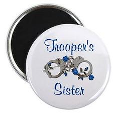 Trooper's Sister Magnet