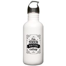 Perley Station Writers Colony Water Bottle