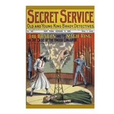 Secret #1 Postcards (package of 8)