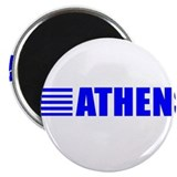 "Athens, Greece 2.25"" Magnet (10 pack)"