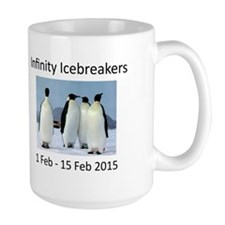 Infinity Icebreakers Feb 01 2015 Mug