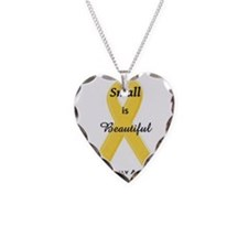Microcephaly Awareness Necklace