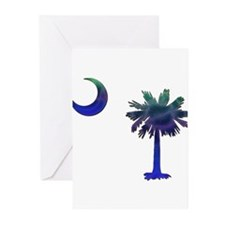 C and T 4 Greeting Cards (Pk of 20)