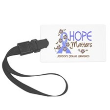 Hope Matters 3 Addisons Luggage Tag