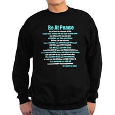 Be At Peace Sweatshirt