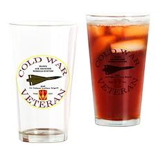 Cold War Hawk 31st ADA Drinking Glass