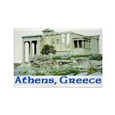 Athens, Greece (Acropolis) Rectangle Magnet