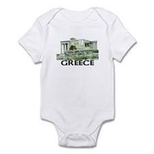 Greece (Acropolis) Infant Bodysuit