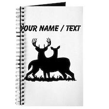 Custom Buck And Doe Journal