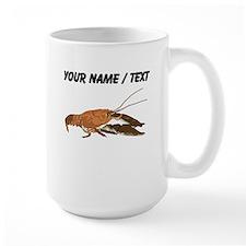 Custom Crawfish Mugs