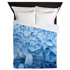 Glacier Blue Ice Queen Duvet