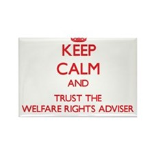 Keep Calm and Trust the Welfare Rights Adviser Mag