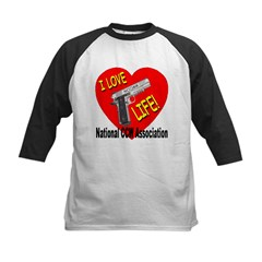 National CCW Association Kids Baseball Jersey