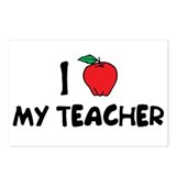 Unique Teacher Postcards (Package of 8)