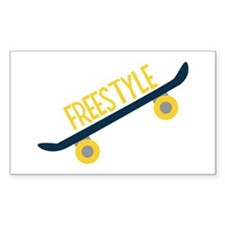 Free Style Decal