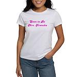 Soon to Be Mrs. Kroncke Women's T-Shirt