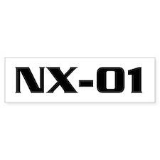 Enterprise Nx-01b Sticker (Bumper 10 Pk)