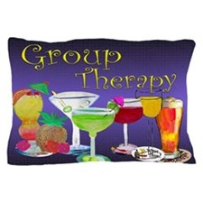 Group Therapy Pillow Case