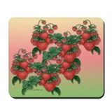 Strawberries! Mousepad