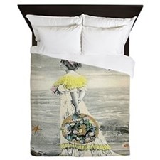 Salt Water Queen Duvet