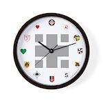Luftwaffe Wall Clock