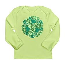 Celtic Irish Horses St Long Sleeve Infant T-Shirt