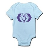 Funny Ajna Infant Bodysuit